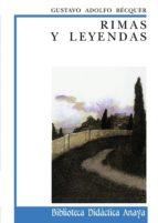 rimas y leyendas-gustavo adolfo becquer-9788420725932