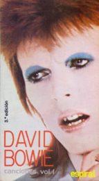 canciones i (david bowie)-david bowie-9788424504632
