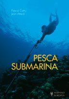pesca submarina pascal catry 9788425519932
