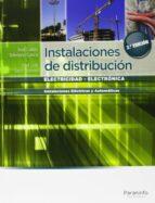 instalaciones de distribucion (2ª ed)-jose carlos toledano gasca-jose luis sanz serrano-9788428395632