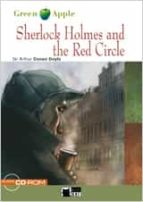 sherlock holmes and the red circle. book + cd arthur conan doyle 9788431693732