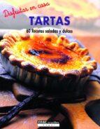 tartas:60 recetas saladas y dulces-9788432915932