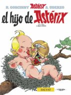 asterix 27: el hijo de asterix-rene goscinny-albert uderzo-9788434567832