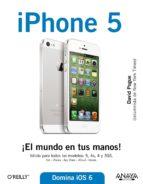 iphone 5-david pogue-9788441533332