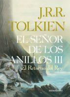el señor de los anillos iii: el retorno del rey (edicion juvenil) j.r.r. tolkien 9788445076132