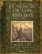el señor de los anillos: cuaderno de bocetos alan lee 9788445077832