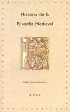 historia de la filosofia medieval-rafael ramon guerrero-9788446006732