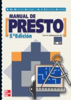 manual de presto-rodolfo de benito arango-9788448171032