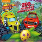 zeg y el huevo de dinosaurio (blaze y los monster machines. prime ras lecturas)-9788448847432