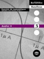 anàlisi ii  (cataluña) 9788448913632