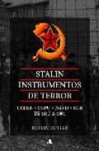 (pe) stalin instrumentos de terror-rupert butler-9788466218832