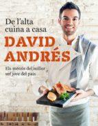 de l alta cuina a casa-david andres-9788466423632