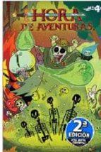 hora de aventuras 4 (2ª ed.)-ryan north-shelli paroline-9788467917932