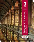 lengua castellan y literatura 3º eso 9788468320632
