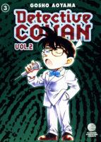 detective conan ii nº 3-gosho aoyama-9788468470832
