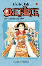 one piece nº 2 eiichiro oda 9788468471532