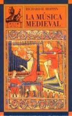 la musica medieval-richard hoppin-9788476006832