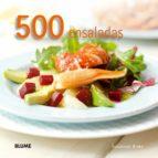 500 ensaladas-9788480768832