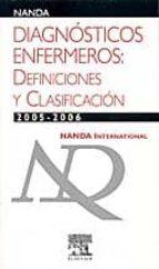 nanda diagnosticos enfermeros: definiciones y clasificaciones, 20 05-2006-9788481748932