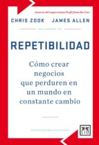repetibilidad (ebook)-chris zook-james allen-9788483566732
