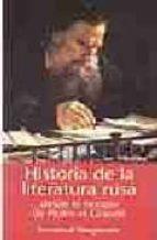 historia de la literatura rusa emmanuel waegemans 9788484690832