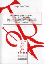 legitimidad judicial en la garantía de los derechos sociales (ebook)-sergio victor tamer-9788490123232