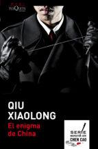 el enigma de china-qiu xiaolong-9788490660232