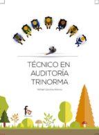 tecnico en auditoria trinorma-rafael ceballos atienza-9788490888032