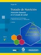 tratado de nutricion (t. 4): nutricion humana en el estado de salud (3ª ed.)-9788491101932