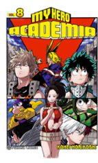 my hero academia 8 kohei horikoshi 9788491461432