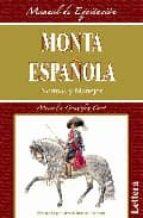 monta española: normas y manejos-mercedes gonzalez cort-9788496060432