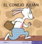 el conejo julian (mis primeros calcetines; 17) (mayusculas) teresa soler 9788496514232