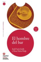 hombre del bar + cd (lee nivel 2)-9788497131032