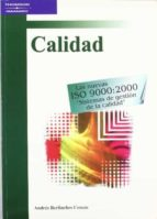 calidad andres berlinches cerezo 9788497320832