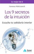 los 9 secretos de la intuición (ebook)-vanessa mielczareck-9788497358132