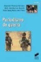 periodismo de guerra 9788497564632