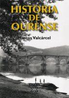 historia de ourense marcos valcarcel 9788497828932
