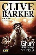 el gran espectaculo secreto nº 2-clive barker-9788498471632