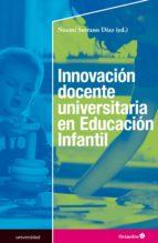 innovación docente universitaria en educación infantil (ebook)-9788499218632