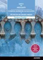 CUERPOS SUPERIOR FACULTATIVO Y TECNICOS DE GRADO MEDIO JUNTA DE A NDALUCIA: TEMARIO COMUN: VOLUMEN 2