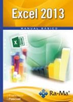 excel 2013 francisco pascual gonzalez 9788499645032