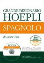 grande dizionario di spagnolo (con cd-rom)-laura tam-9788820341732