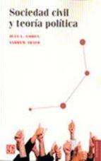 sociedad civil y teoria politica-jean-louis cohen-andrew arato-9789681654832