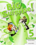 big surprise 5º primaria ab+mrom pk  ed 2013-9780194516242