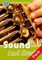 oxford read & discover 3 sound and music audio pk 9780194644242