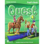 quest 4 primary pupil´s book (n/e) 9780230477742