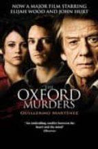 the oxford murders (film tie in) guillermo martinez 9780349120942