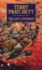 the last continent-terry pratchett-9780552146142