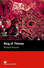 macmillan readers intermediate: ring of thieves richard prescott 9781405073042