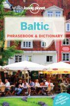 baltic phrasebook 2013 (3rd ed) 9781741040142